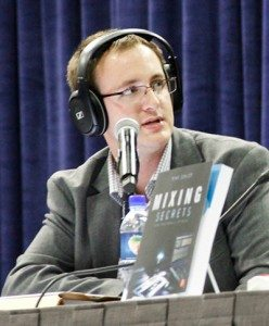 My Focal Press Author's panel PSE14 at #AESorg's #137th for PS